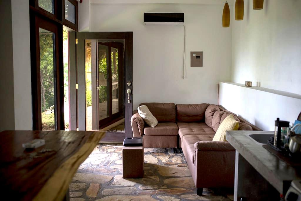 A/C + Ocean view apartment - 5 min walk from beach - Rivas - Appartement