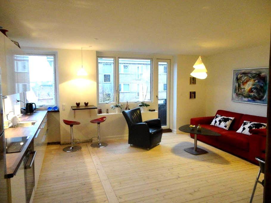 Nice flat, 20 mins from CPH centre - Dyssegård - Flat