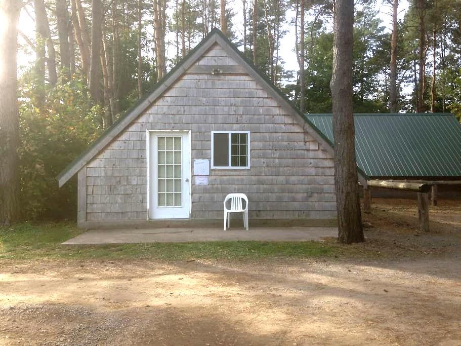 Private Cabins - Altmar - Cottage