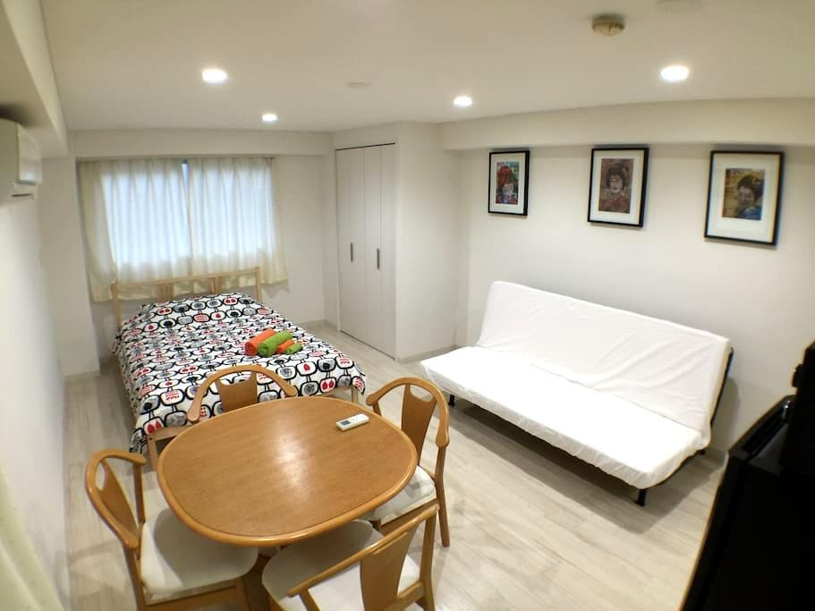 Shinsaibashi Gallery House-1心斋桥廊府 - Ōsaka-shi - Apartament