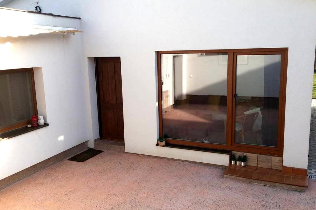 ubytovanie v okoli Dunaja - Vojka nad Dunajom - บ้าน