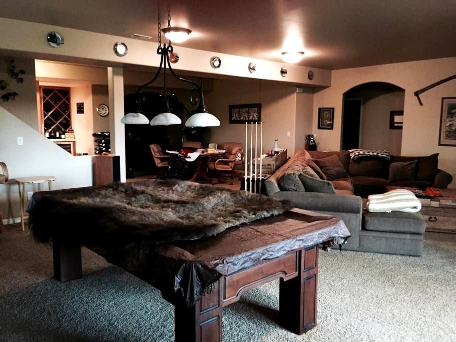 Latigo Ranch Retreat - Elbert - Autre
