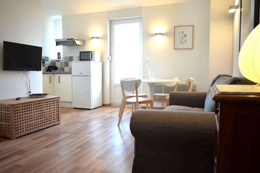 Appt Design vue sur mer au 3ème ét - Berck - Lägenhet