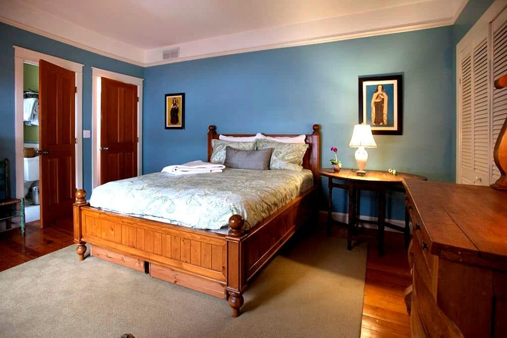 Bedroom suite in Country estate. - Cold Spring - Casa
