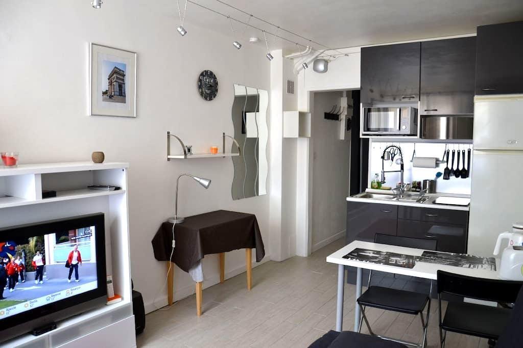 Charmant studio proche de Paris - Vanves