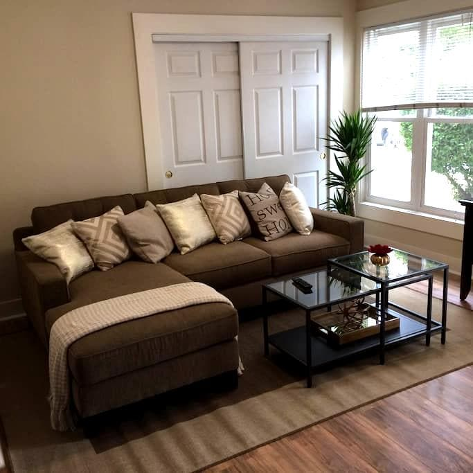 1 bedroom/1 bathroom GREAT location - Burlingame - Apartment