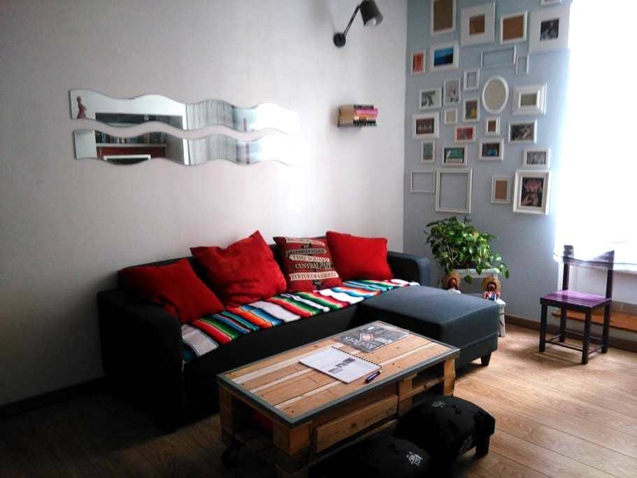 duplex au coeur de Martigues - Martigues - Appartement