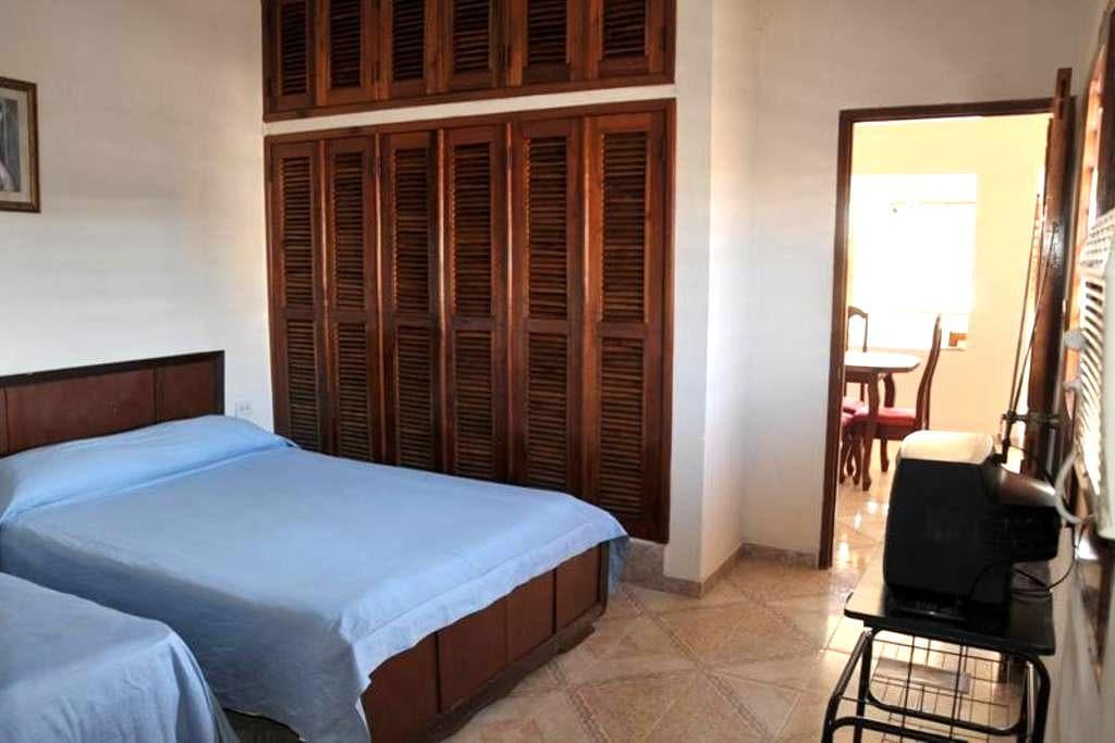 Maria del Carmen ,  Joli Appartement 3 1/2 - Cienfuegos - Apartment