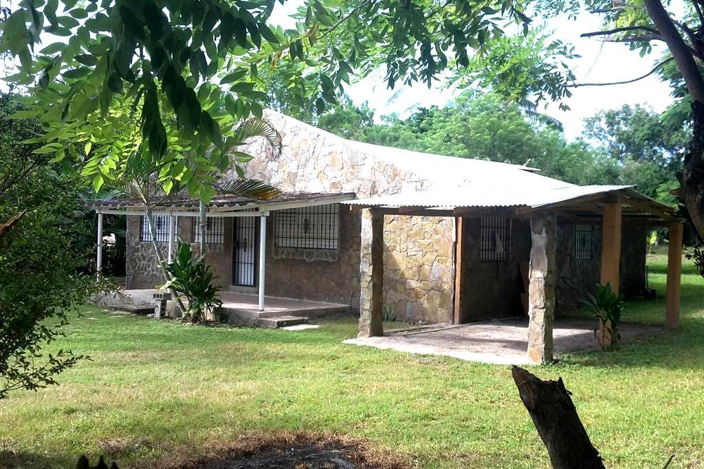 Room in a lovely dominican village - ปูเอโต พลาตา