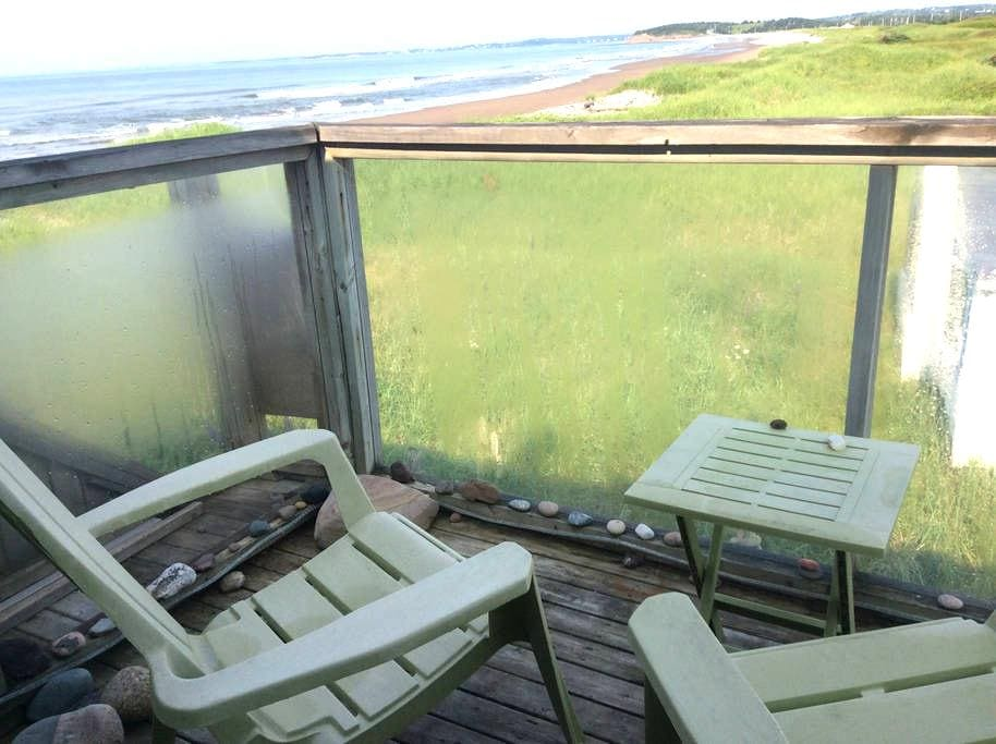 SEARENITY OCEANFRONT Studio Apt. - East Lawrencetown - Ház