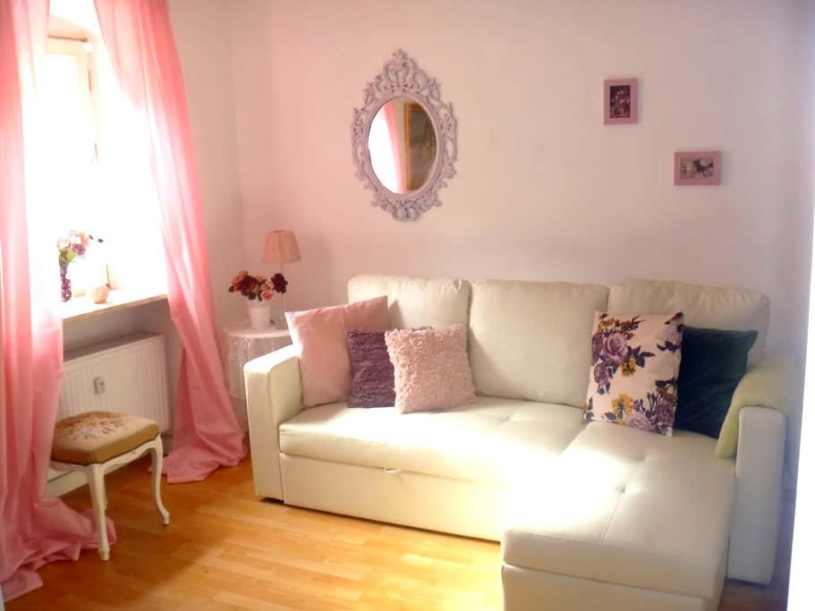 Charmantes Wohnen im Blütenreich - Bamberg - Apartment