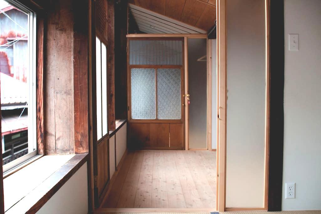 SARUYA Annex 2  private room - Fujiyoshida-shi - บ้าน