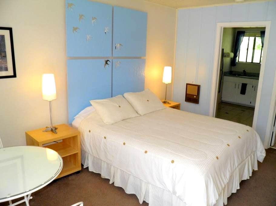 Studio Apartment at Russian River - Guerneville - Pis