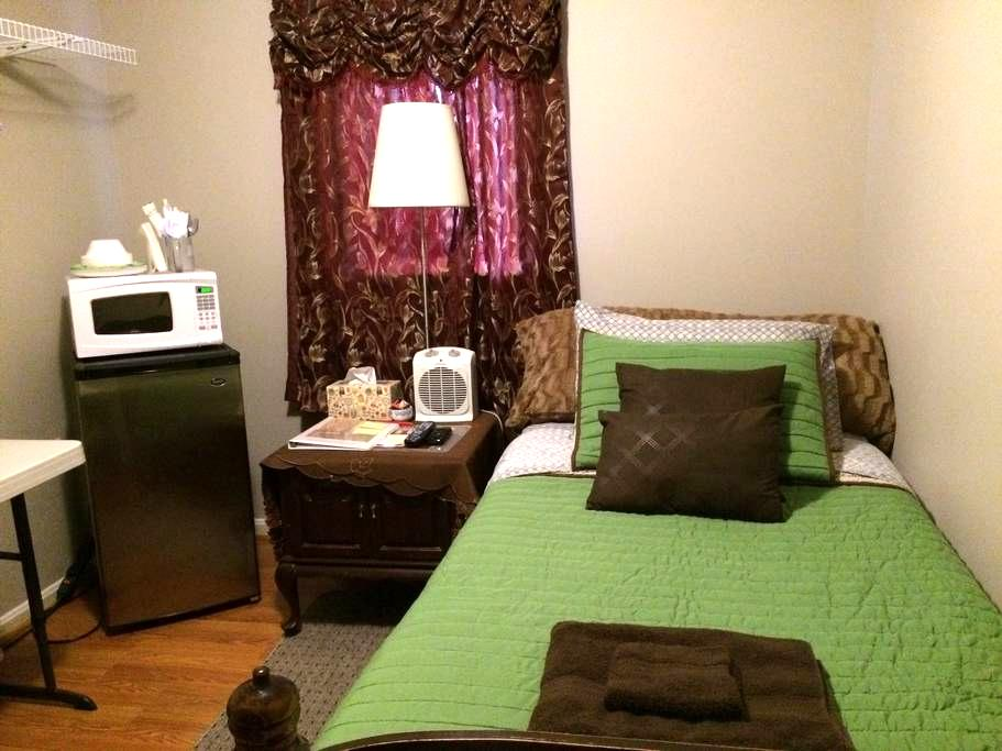 Cozy room in a nice community - Chantilly - Sorház