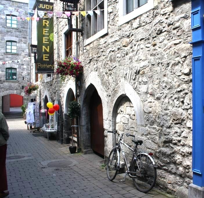 Kirwans Lane, Galway City Centre - Galway - Apartment