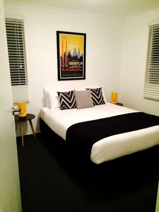 BMC Apartment Albury - Albury - Apartament