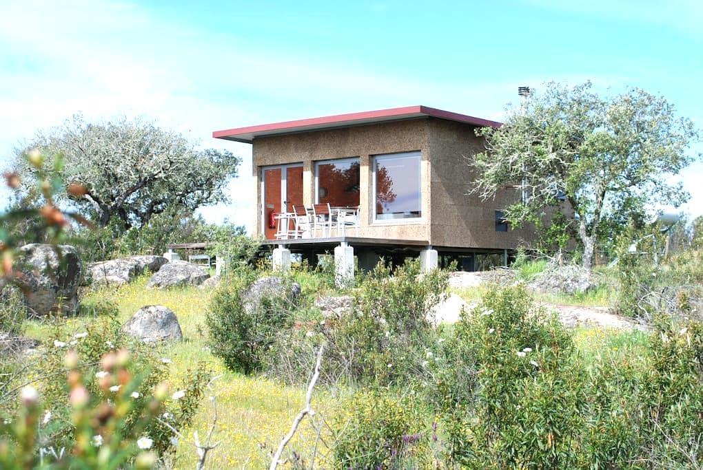 B&B Camping - Holiday home - Arraiolos - 平房