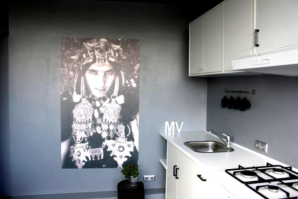 Fatima / Hendrix studio & SPA - Kaunas - Apartament