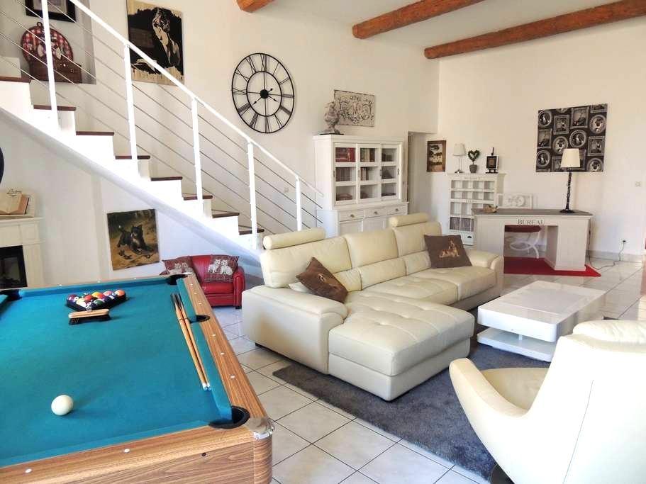 Très bel appartement de caractère, coeur de ville - Béziers - Apartamento