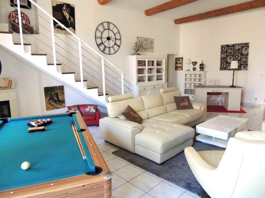 Grand appartement de caractère au coeur de ville - Béziers - Apartamento