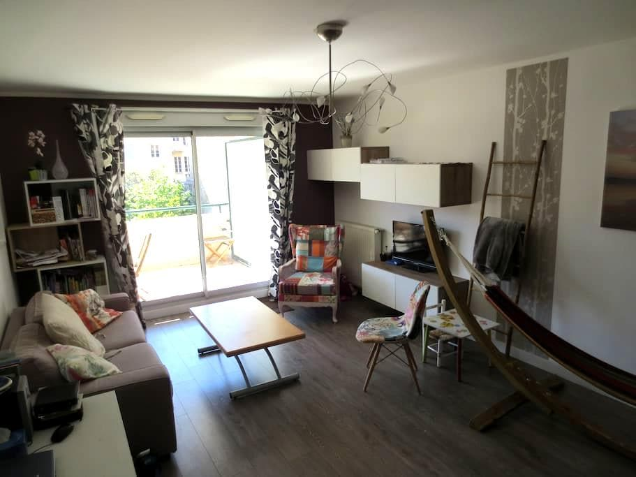 70m2 Flat with terrasse in Confluence - Lyon - Apartament