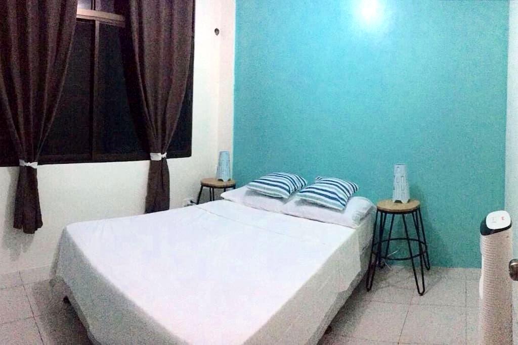 Cozy Fan-Room for Two - Kalibo - Διαμέρισμα