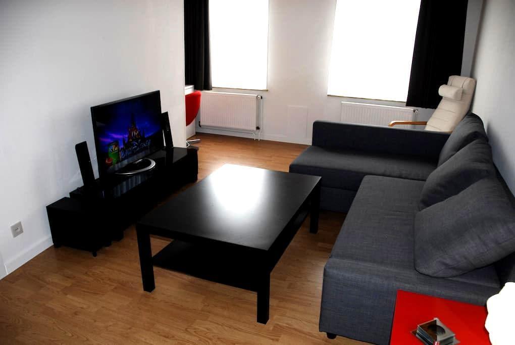 Sunny newly furnished apartment - Knokke-Heist