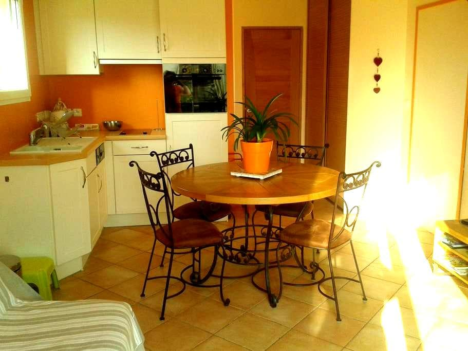 Appartement near Lake Geneva. - Allinges - Daire