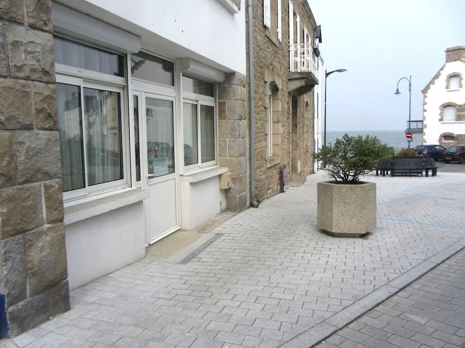 Bel appartement trois pièces à deux pas de la mer - Saint-Pierre-Quiberon - Apartmen