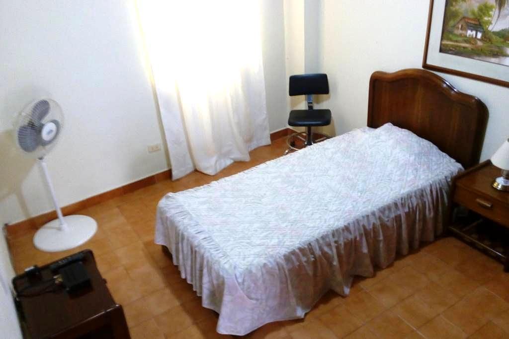 Habitacion #1 en zona centro - Roldanillo - Apartamento