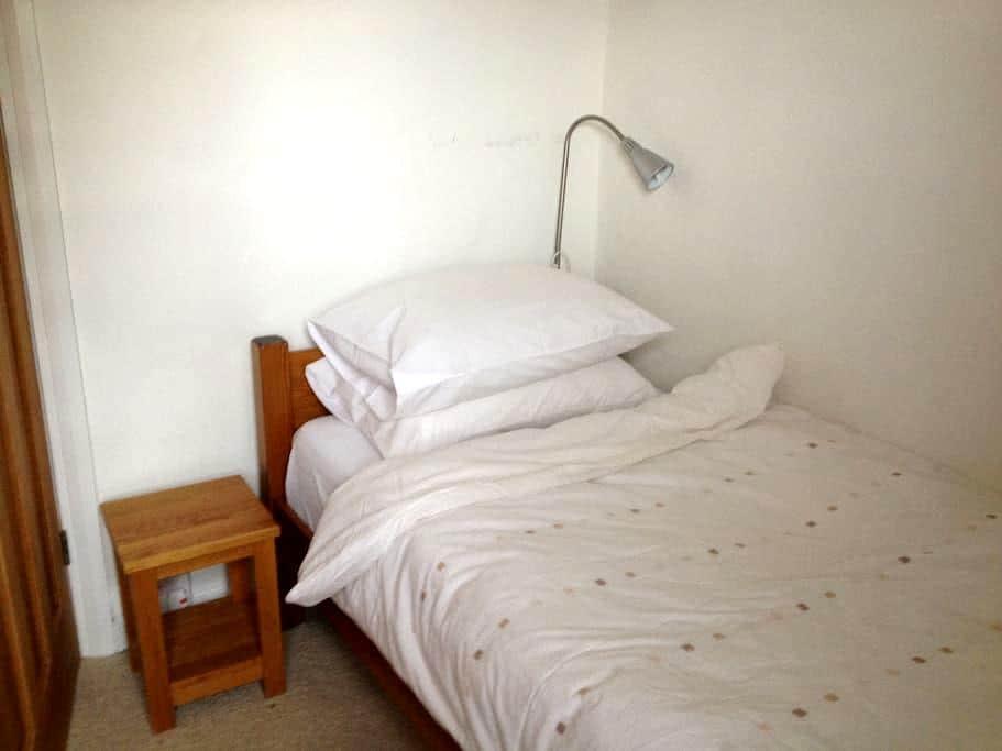 Single room overlooking garden & private bathroom - Lontoo - Talo
