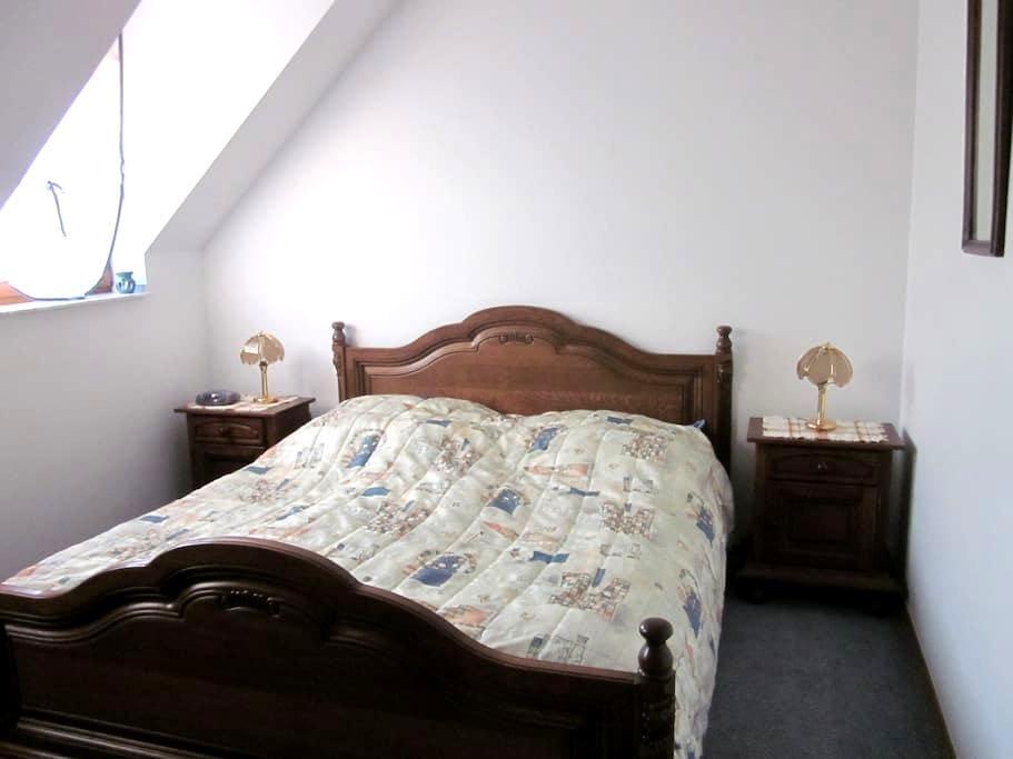 Privatzimmer Nr 1  im Schlösschen - Willich - บ้าน