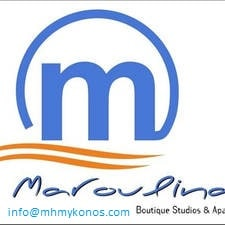Maroulina S Boutique Studios& Apartments from Mykonos