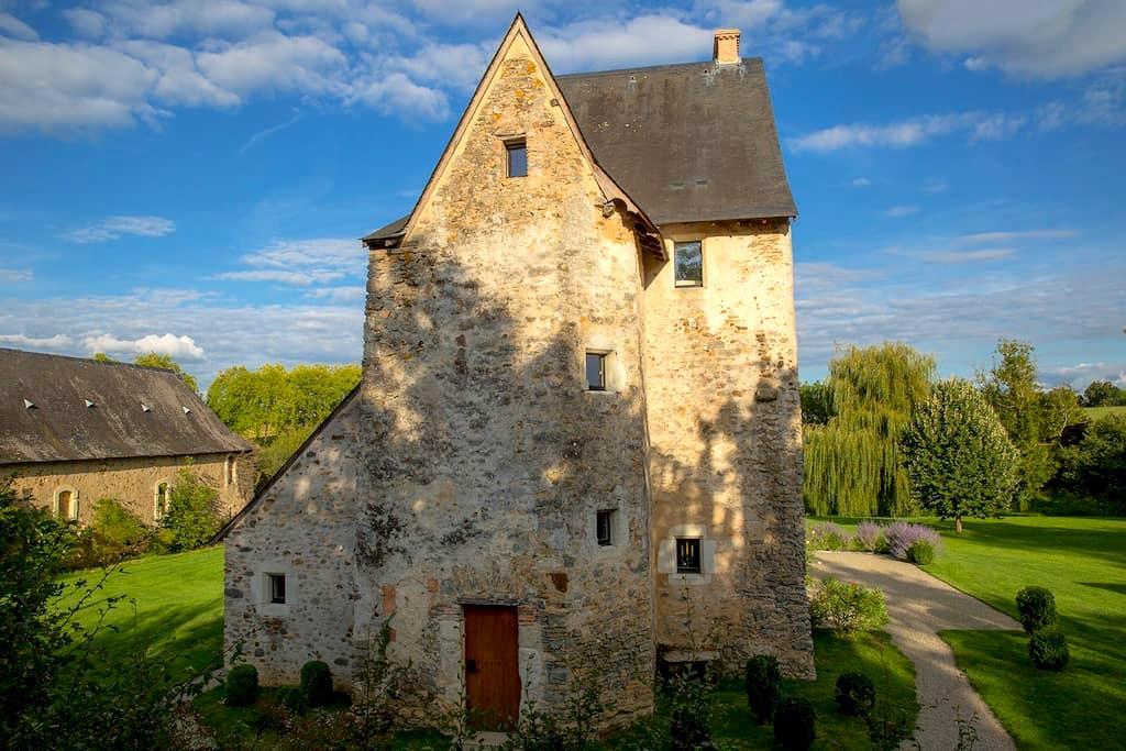 Tour Saint-Michel, gîte de charme - Saint-Brice