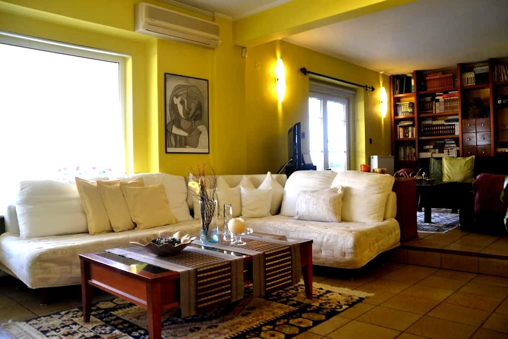 PARALIA SEAVIEW- Holiday Apartment - Paralia