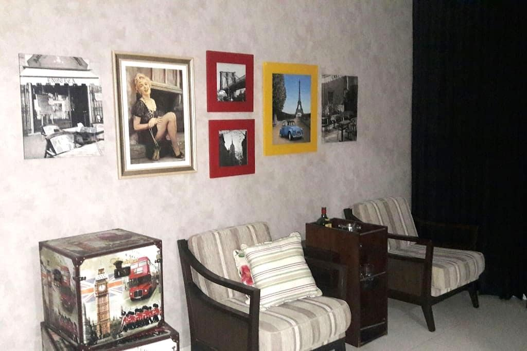apto studio novo - Cuiabá