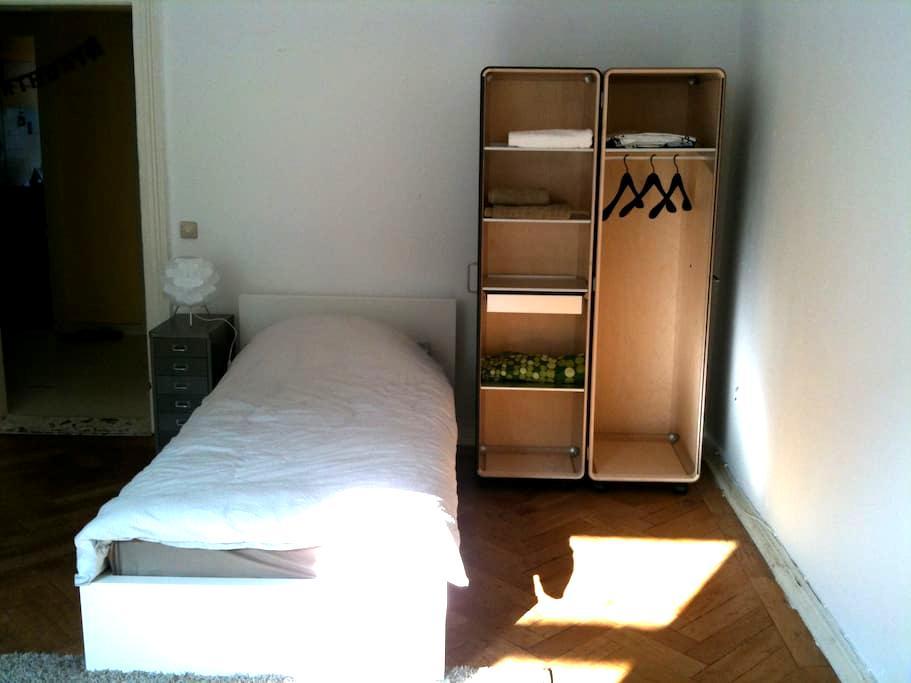 Guest rooms one floor apartment - Frankfurt - Pis