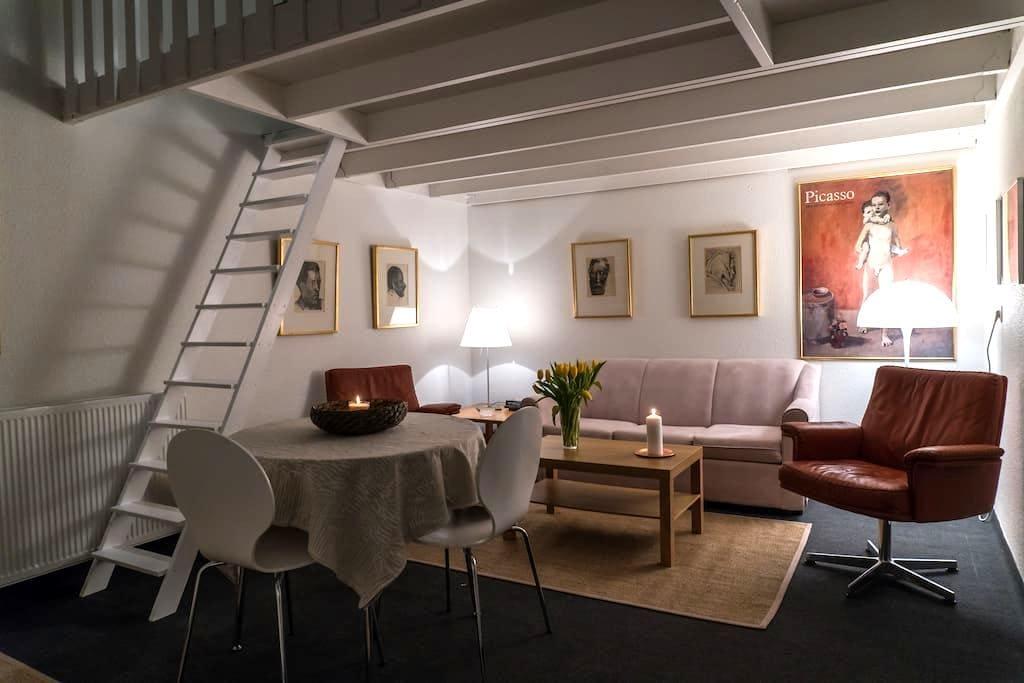Studio Apartment near city center - Seltjarnarnes - Lakás