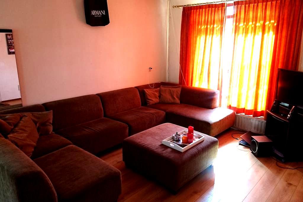 Leuk huisje bij centr. Nijmegen(Lopen 10min/bus 2) - Nijmegen - Casa