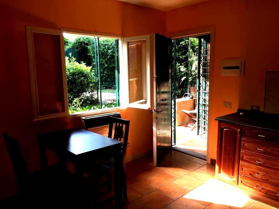 Orange-Cottage with garden-Appia Antica Park - Rom