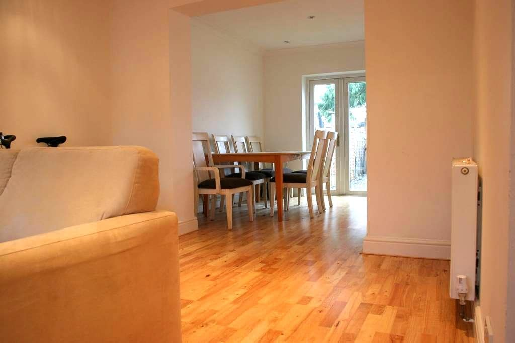 Spacious double room in sunny Florence Park. - Oxford - House