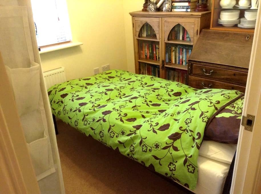 Single Bed Memory Foam Mattress - Cardiff - Bed & Breakfast