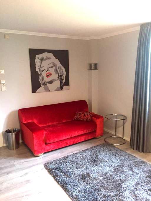 Ruhig und zentral gelegenes Zimmer mit Bad - Dortmund - House