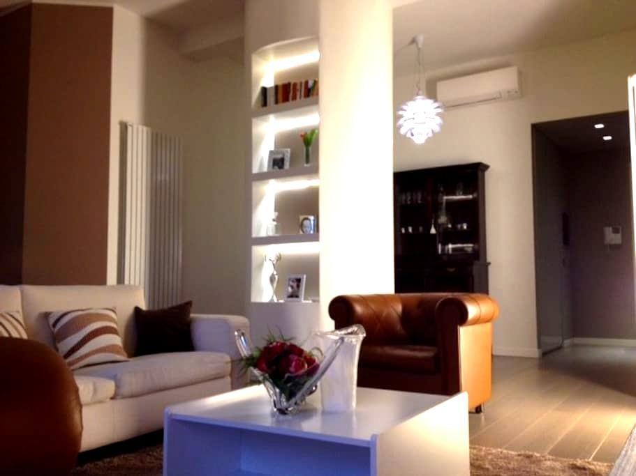 Luxury&cozy bedroom  - Milano - Daire