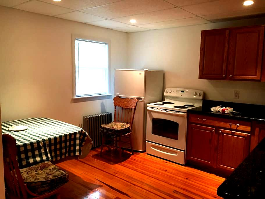 Charming allergy free apartment - BARRINGTON - Apartamento