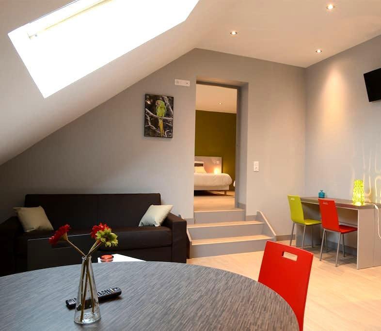 Appartement 4 personnes - Saint-Flour - Wohnung