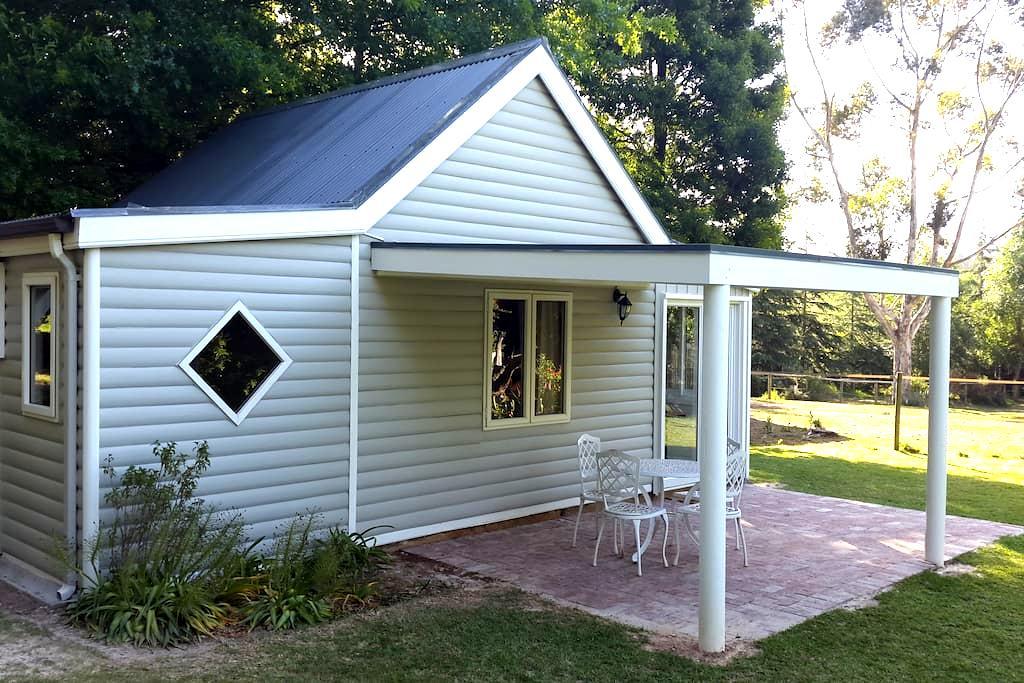 Afsaal - Grabouw - Cabin