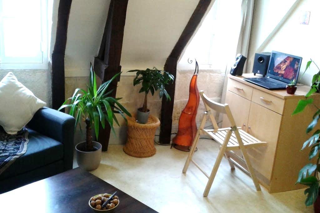Joli petit appartement de centre ville - Caen - Leilighet