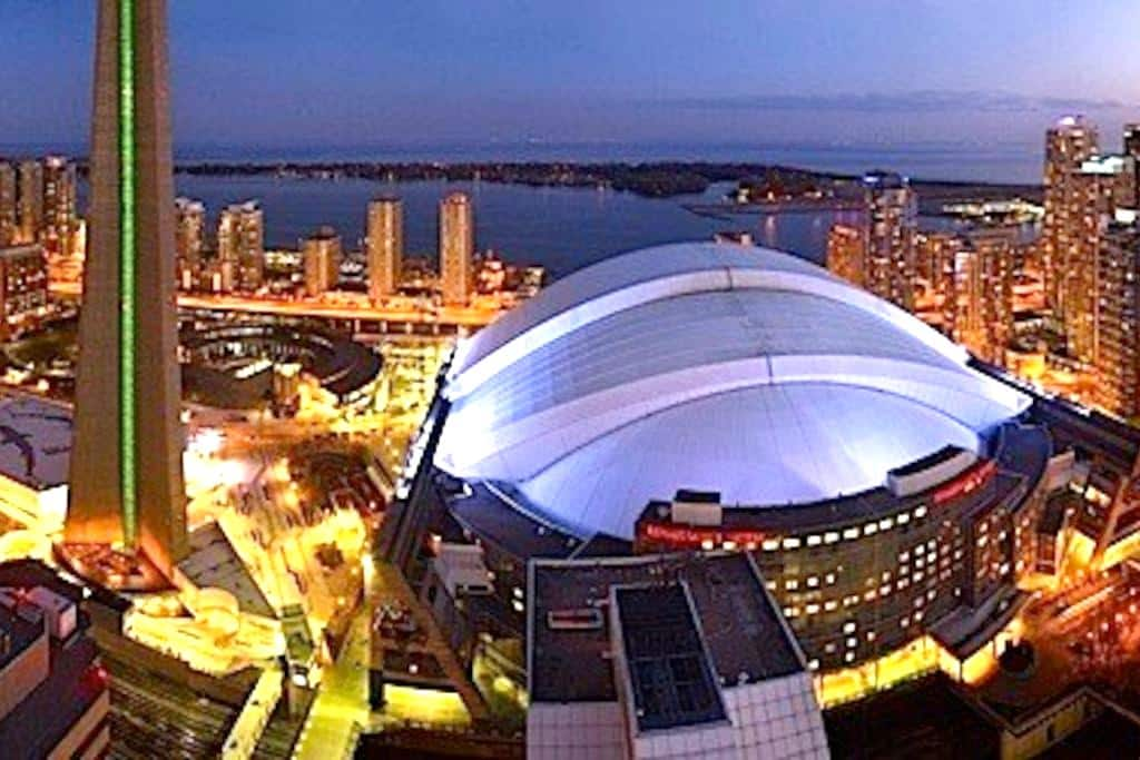 1+Den CN Tower Suite - Toronto