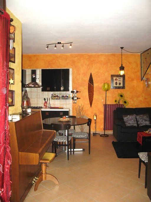Stanza privata fuori città - Giaveno - อพาร์ทเมนท์